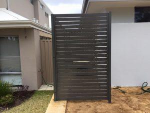 aluminium slat fencing1
