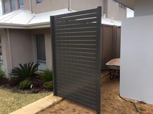 aluminium slat fencing2