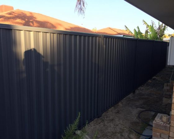 Colorbond Fencing, Cooloongup