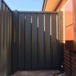 Colorbond/Aluminium Gates
