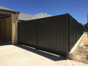 Colorbond Fencing Perth