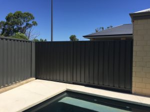 Colorbond Fencing Perth