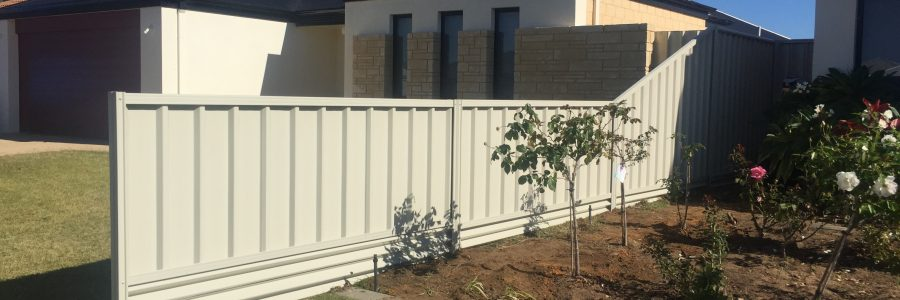 Colorbond Fencing Rockingham