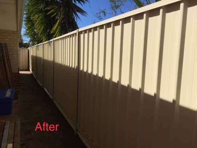 colorbond Archives — Greenline Fencing & Gates