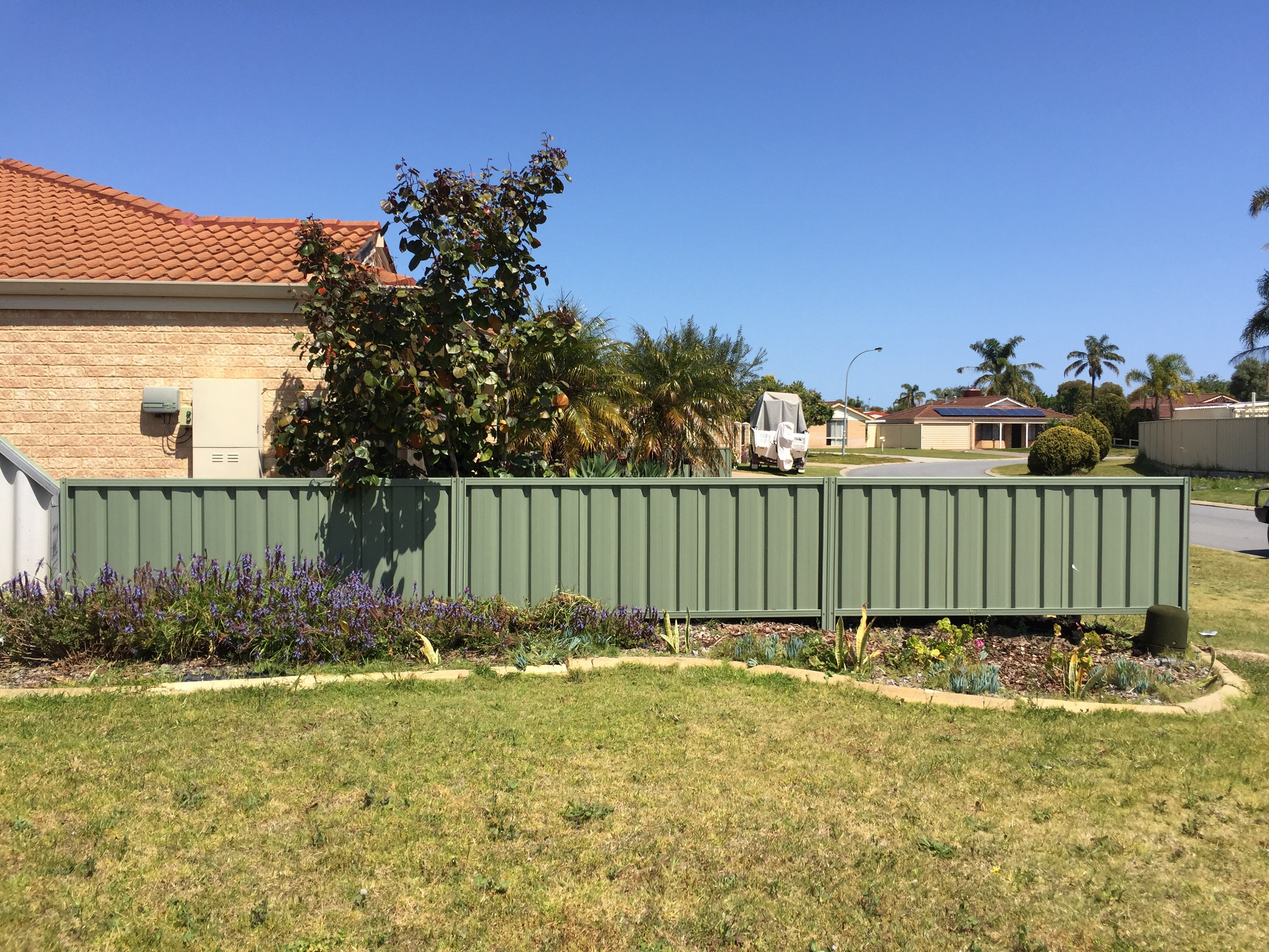 colorbond fencing cooloongup