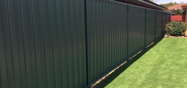 Colorbond Fencing Kardinya Western Australia