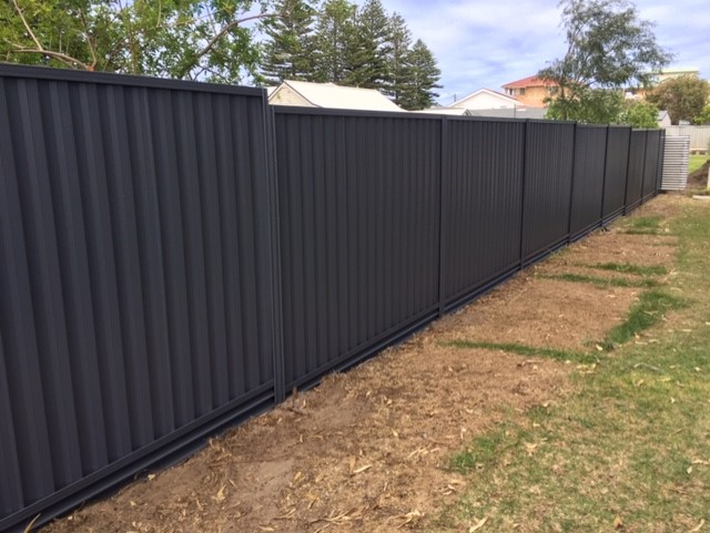 colorbond fencing shoalwater